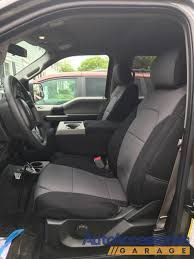 Ford F 150 Neoprene Seat Covers - Velcromag