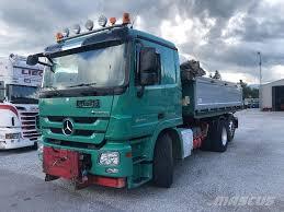 Mercedes-Benz -actros-2644-retarder - Tipper Trucks, Price: £30,063 ...