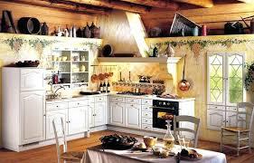 Rustic Italian Kitchen Design Tuscany Italy Decor Chef Accessories