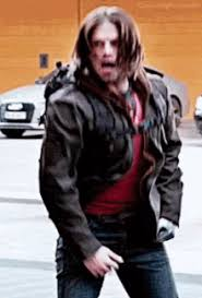 Bucky Winter Soldier GIF