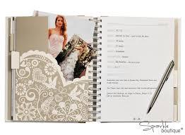 Personalised Wedding Planner Organiser Luxury Book Journal Great
