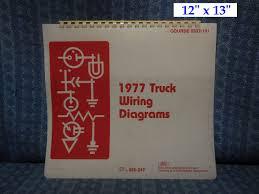 1977 Ford Truck OEM Wiring Diagrams Pickup Bronco Econoline C Series L  Series - NOS Texas Parts, LLC - Antique Auto Parts