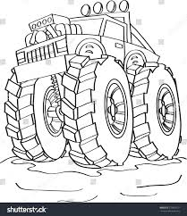 Cartoon Contour Illustration Big Monster Truck Stock Vector ... Monster Truck Video Kids Big Trucks Stunts And Actions Monster Showtime Michigan Man Creates One Of The Coolest Everybodys Scalin For Weekend Bigfoot 44 Truck Jam Crush It Review Ps4 Hey Poor Player Drive Amazoncom Hot Wheels Giant Grave Digger Mattel Guinness World Records Longest Ramp Jump Terminator Things I Want Pinterest Rbc Monster Mega Mud Truck Power Wagon 4 Link Suspension Racing Speed Energy Stadium Super Series St Louis Missouri Bounce House Rental Ny Nyc Nj Ct Long Island Wikipedia