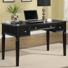 Home fice Table Desk with Hidden power outlet
