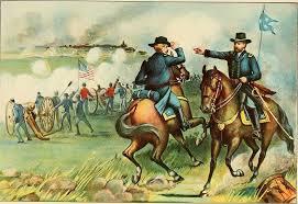 Ulysses S Grant At The Battle Of Vicksburg
