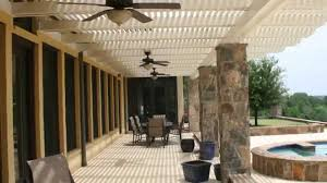 Patio Covers Las Vegas by Patio Covers And Pergolas From Straightline Siding Youtube