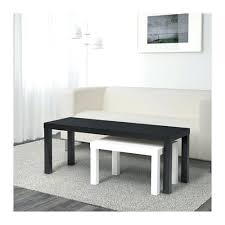 ikea lack sofa table review nesting tables set black white canada