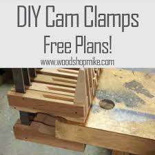 Picture Of DIY Woodworking Cam Clamps Plans