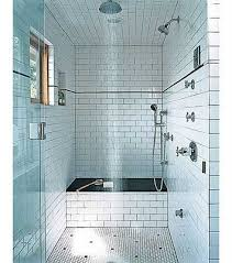 floor to ceiling subway tile bathroom home design health