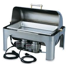 Universal Electric Chafing Dish Heater