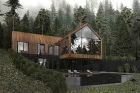 100 House In Forest House Dinara Yusupova