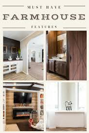 11 Farmhouse Features For Your Manufactured Home