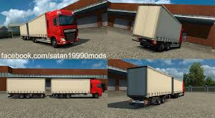 DAF XF EURO 6 TANDEM Truck - Mod For European Truck Simulator - Other Tandem Truck Wet Batch Avanza Cstruction Earthworks Daf Xf Tandem Hema 117 121 Ets2 Mods Euro Truck 2009 Hino 358 Dry Freight Foreign Express Sales Euro 6 Mod For European Simulator Other Bdf Pack V610 Mods 2013 Freightliner Scadia Axle Sleeper For Sale 9551 Axle Cargo Trailers And Enclosed Trailer Sale In Used Intertional 7600 Daycab In Al 2845 2012 Peterbilt 386 1428 Jennings Trucks Parts Inc 2015 125 Evolution