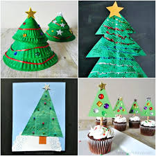 Christmas Paper Arts And Crafts Ideas Congresosweb