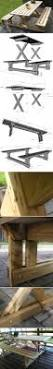 Plans To Make Garden Chair by Diy Outdoor Patio Furniture Ideas U0026 Instructions Chair Bench