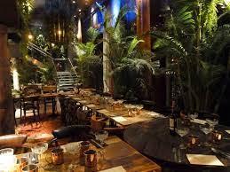 102 Hotel Kube Apres The Jungle Table At Paris Sortiraparis Com