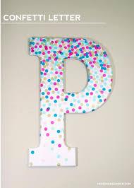 Best 25 Painted letters ideas on Pinterest