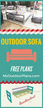 easiest 2x4 bench plans ever outdoor sofa ana white and board