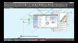 how to model stairs in autodesk advance steel 2016 youtube