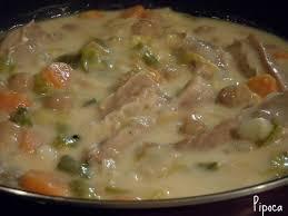 cuisine blanquette de veau à l ancienne blanquette à l ancienne façon maman pipoca quand 2 popcorn s