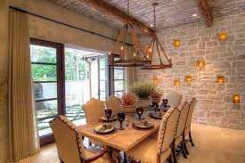 Mediterranean Dining Room Sophisticated Designs To Show You What Luxury Is Like Spanish