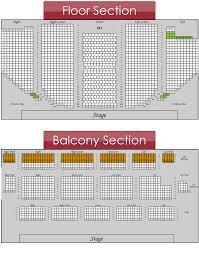 waterbury palace theater seating chart