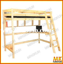 free bunk bed plans with desk woodworking gift ideas