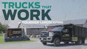 100 Landscaping Trucks For Sale Fournier That Work Heritage D YouTube