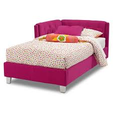 Jordans Furniture Bunk Beds by Jordan Twin Corner Bed Pink Value City Furniture