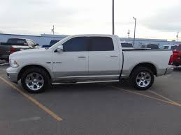 100 2009 Dodge Truck PREOWNED DODGE RAM 1500 LARAMIE 4WD CREW CAB 4X4