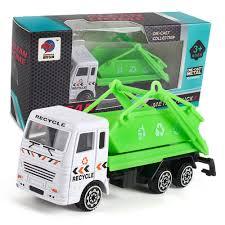 100 Garbage Truck Kids MUQGEW Engineering Toy For Boy Children Mining Car Childrens
