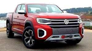100 Small Pickup Trucks For Sale NEW VOLKSWAGEN ATLAS TANOAK IN DETAILS PREMIUM PICKUP TRUCK CONCEPT
