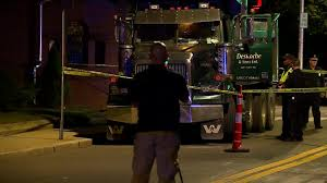 100 Dump Truck Drivers WCVBTV Boston On Twitter Truck Driver Cited In Fatal Crash