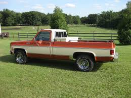 1976 Chevrolet Pickup - Information And Photos - MOMENTcar