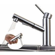 wasserhahn küche ausziehbar küchenarmatur schwenkbar armatur
