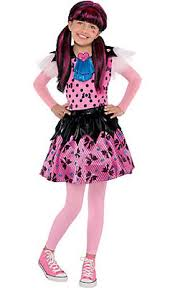 Halloween City Twin Falls by Monster High Costumes For Kids Monster High Halloween Costumes