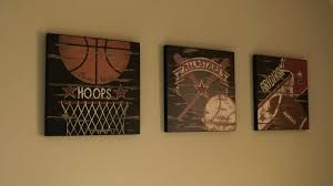 Hobby Lobby Wall Decor Metal by Forever Decorating Sports Theme Nursery