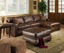 Ethan Allen Leather Sofa Peeling by Ethan Allen Leather Sectional U0026 Inspiration For A Large Timeless