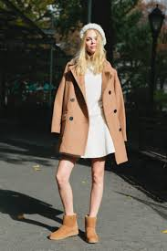 Cute Outfits To Wear With Uggs Styled By Rachel Zoe