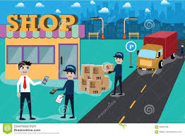 100 Truck Payment Smart ServiceDelivery By And Pay With Epayment Vector