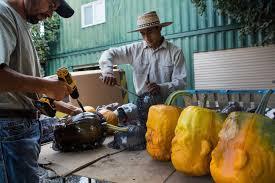Preserve Carved Pumpkin Lemon Juice by Halloween Food Hacks These Organic Pumpkinsteins Don U0027t Need Any