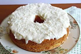 Buttermilk Louisiana Crunch Cake