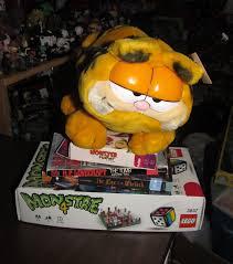 Garfields Halloween Adventure Book by Goodwill Hunting 4 Geeks Countdown To Halloween Day 8 Garfield
