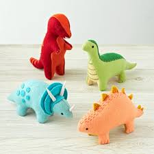 Crate And Barrel Rex Desk Lamp by Dinosaur Stuffed Animals Set Of 4 The Land Of Nod