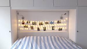 tete de lit a faire soi mme tuto fabriquer une tête de lit lumineuse avec des photos