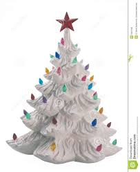 Cracker Barrel Ceramic Christmas Tree Replacement Bulbs by Christmas Fabulous Unpainted Ceramic Christmas Tree Large