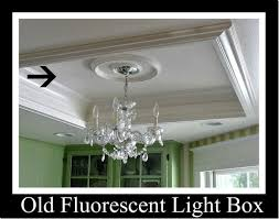 attractive kitchen light box and box fixture ideas for kitchen