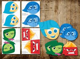 Imagenes De Personajes De Intensamente Para Pintar