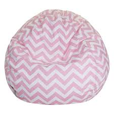 Amazon.com: Majestic Home Goods Classic Bean Bag Chair - Chevron ... Creative Qt Stuffed Animal Storage Bean Bag Chair Extra Large Zoomie Kids Bedroom Cotton Wayfair Top 10 Best Chairs For Reviews 2019 Lounger Joss Main Orka Home Personalised Grey Zigzag And Pink Small World Baby Shop Ahh Products Llama Love Wayfairca Sale Fniture Prices Brands Cover Butterflycraze 48 Impressive Patterned Ideas Trend4homy