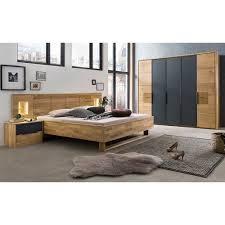 massivholz schlafzimmer aus eiche vervesdo 4 teilig